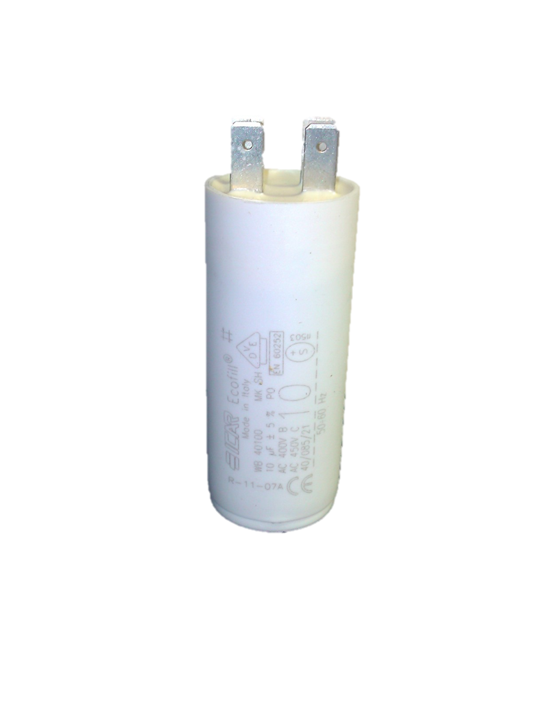 ICAR 10uf Capacitor Quick Connect