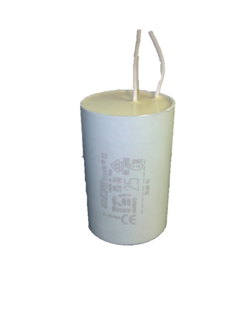 ICAR 25uf Capacitor Fly Lead