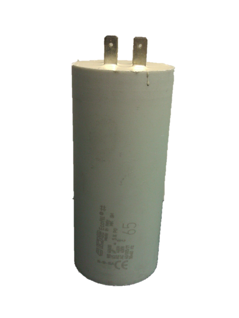 ICAR 65uf Capacitor Quick Connect