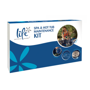 Spa and hot tub Maintenance Kit